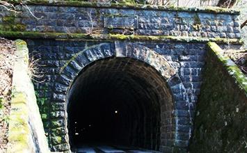 旧天城トンネル周辺