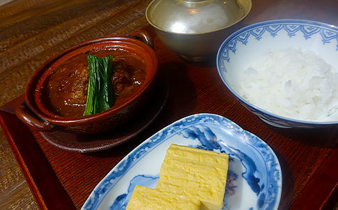 幼いお子様用 プレート料理(夕食)